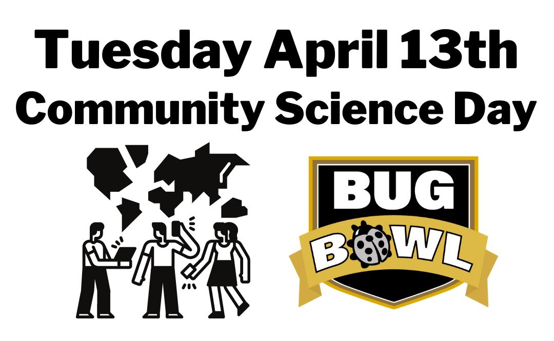 Community Science Day Logo