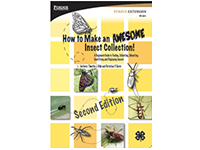 Insect collection book icon
