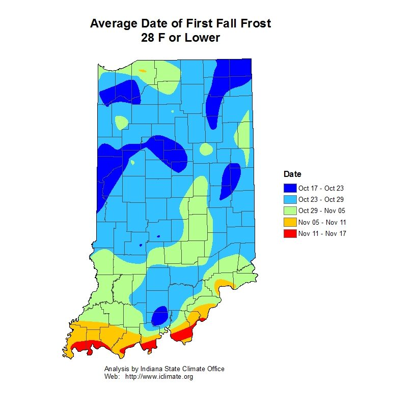 2021.25 weather 3 - avg date first hard freeze